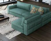 γωνιακός καναπές Naxos