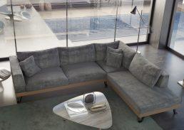 γωνιακός καναπές smart