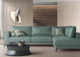 γωνιακός καναπές christiano