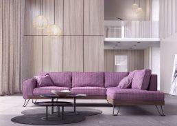 Γωνιακός καναπές Juliet