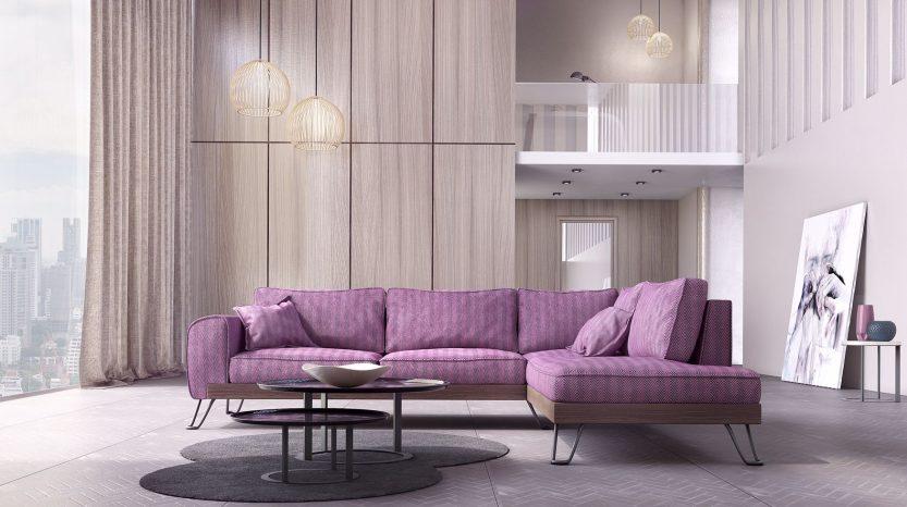 Sectional sofa Juliet