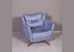 oriana_μπλε_πολυθρόνα