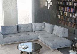Sectional Sofa Amorgos