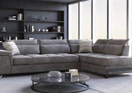 Γωνιακός καναπές Δήλος