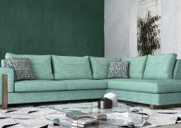 γωνιακός καναπές Oia