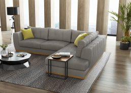 γωνιακός καναπές Sifnos