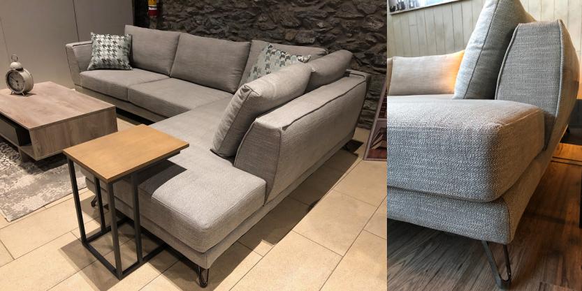 γωνιακός καναπές anafi